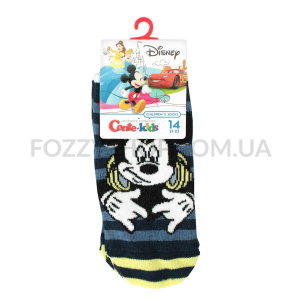 Носки дет Conte-kids Disney 17С127 джинс р14 344