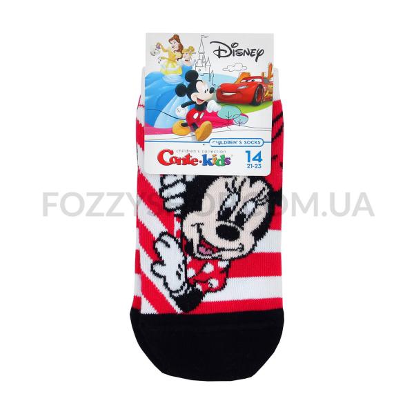 Носки дет Conte-kids Disney 17С127/1 малин р14 340