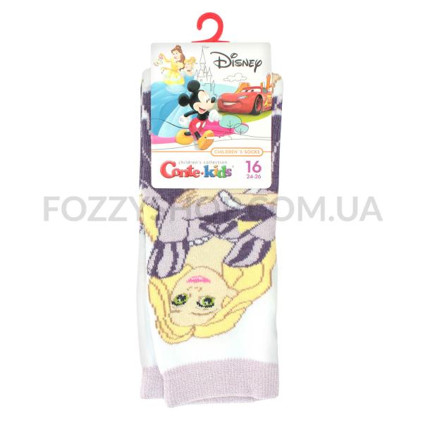 Носки дет Conte-kids Disney 17С138 белый р16 386