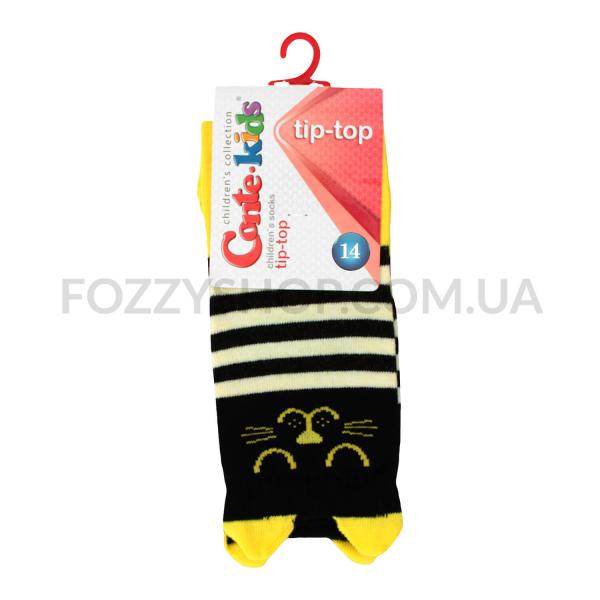 Носки дет Conte-kids TipTop 17С59 желтый р.14 319