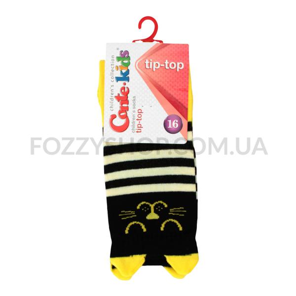 Носки дет Conte-kids TipTop 17С59 желтый р.16 319