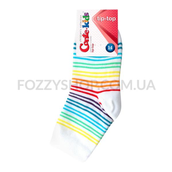 Носки дет Conte-kids TipTop 5С11 белый р.14 256