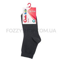 Носки детские Conte-kids TipTop 000 тем.серый р18