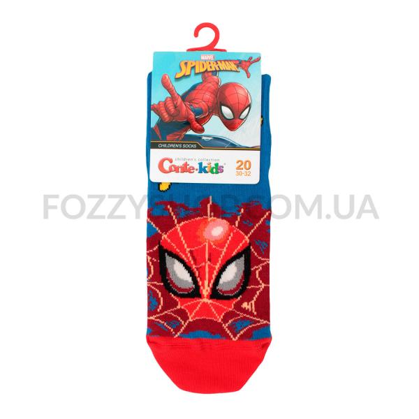 Носки дет Conte-kids Marvel 17С132 синий р20 355