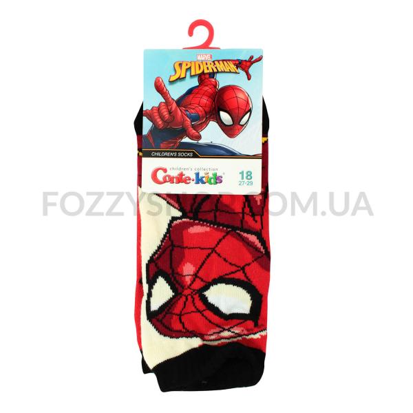 Носки дет Conte-kids Marvel 17С133 красный р18 356