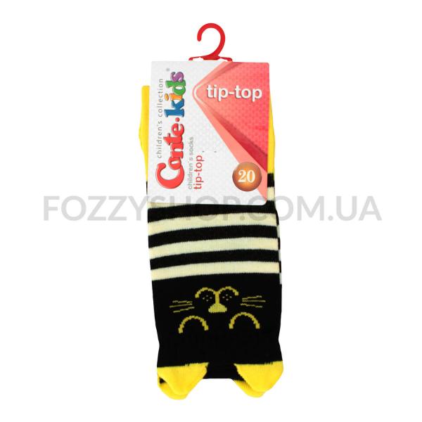 Носки дет Conte-kids TipTop 17С59 желтый р.20 319