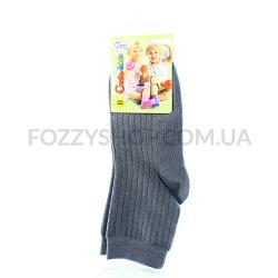 Носки детские Conte-kids Class 156 т.серый р.22