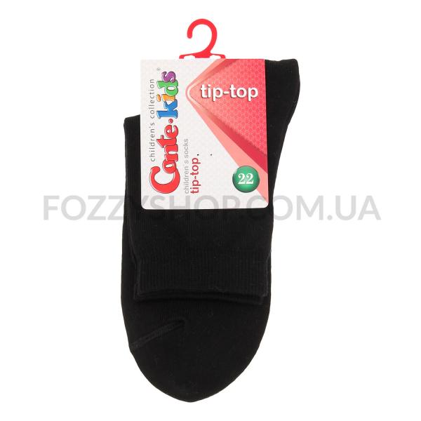 Носки детские Conte-kids TipTop 000 черный р.22