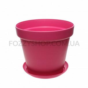 Горщик Patio Soft рожевий...