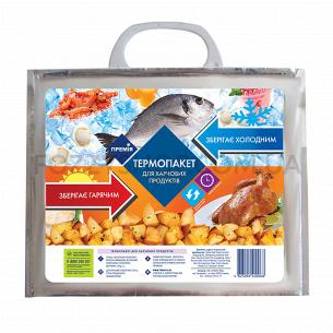 Термопакет д/пищев.продуктов Премія 480х400мм 10кг
