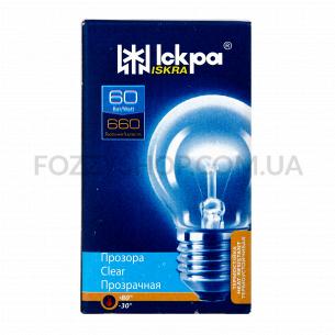 Лампа Искра шарик PS45 230В 60Вт Е27 прозр. и