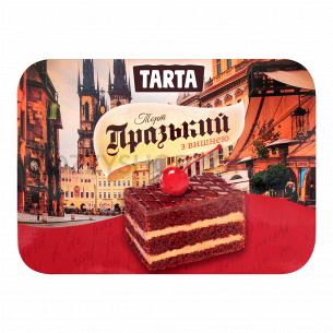 Торт Tarta Пражский с вишней блистер