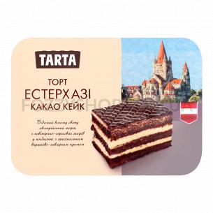 Торт Tarta Естерхазі какао...
