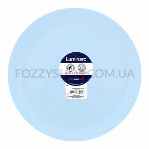 Тарелка обеденная Luminarc Diwali Light Blue 25см