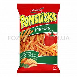 Соломка картофельная Lorenz со вкусом паприки