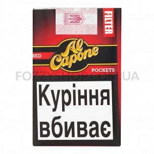 Сигары Al Capone Pockets Filter Red