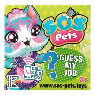Игрушка S.O.S. Pets Фигурка-сюрприз Милые зверушки