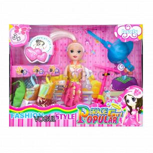 Кукла Модница в ассортименте Y01