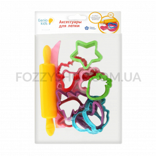 Набор для лепки Genio Kids Окружающий мир LEP02