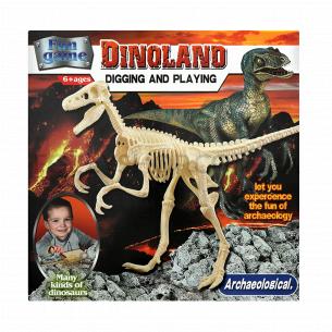 Набор для творчества Скелет динозавра D*001