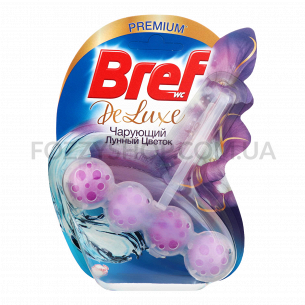 Блок туалетный Bref Делюкс Moonflower