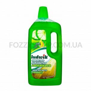 Жидкость для мытья ламината Ludwik