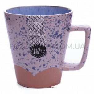 Чашка Eat & Drink 300мл Yi-*6