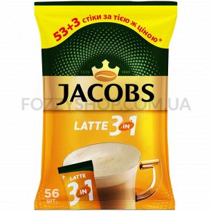 Напиток кофейный Jacobs 3в1 Латте