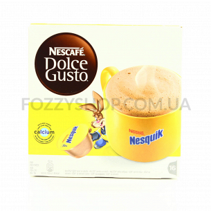 Напиток Nescafe Dolce Gusto Nesquik 16 капсул