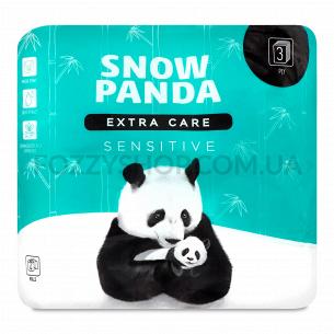 Папір туалетний Сніжна...