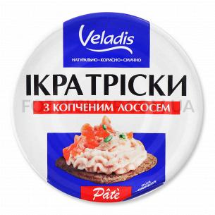 Икра трески Veladis Pate с лососем