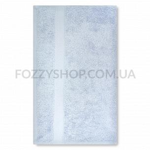 Полотенце махровое Saffran петля голубой 40х70