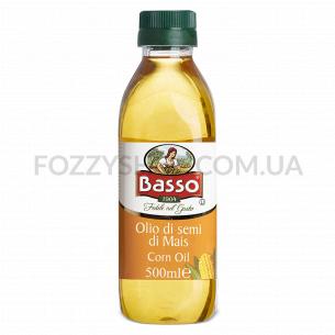 Масло кукурузное Basso