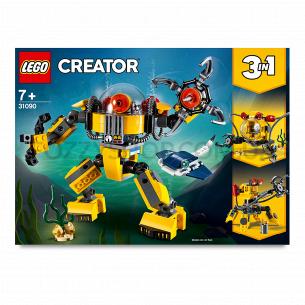Конструктор Lego Creator 31090 Подводный робот