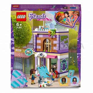 Конструктор Lego Friends 41365 Творческая мастерская Эммы
