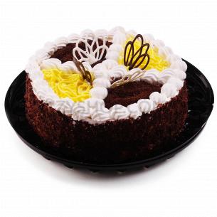 Торт Сметанник банановый