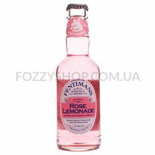 Напиток Fentimans Rose Lemonade безалкогольный сильногазированный