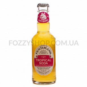 Напиток Fentimans Tropical Soda безалкогольный сильногазированный