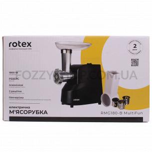 Мясорубка Rotex RMG180-B MultiFun