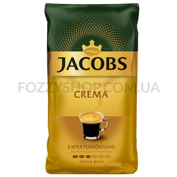 Кофе зерно Jacobs Crema