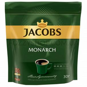 Кофе растворимый Jacobs Monarch сублимированный