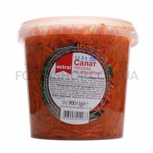 Морквочка Extra! по-корейськи