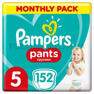 Подгузники-трусики Pampers Pants Junior 12-17кг