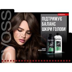 Бальзам Syoss Balancing для всех типов волос и кожи головы 500 мл