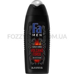 Гель для душа Fa Men Полинезийские элементы Сила Вулкана 250 мл