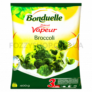 Капуста брокколи Bonduelle на пару