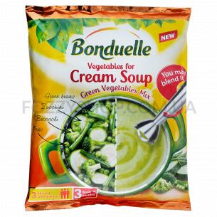 Смесь овощная Bonduelle Крем-суп зеленый