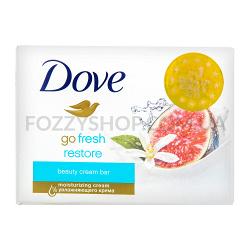 Крем-мыло Dove Инжир и лепестки апельсина