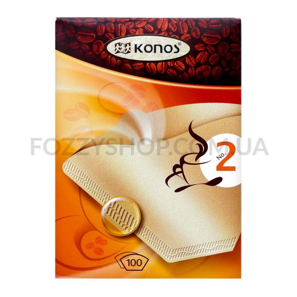 Фильтры для кофе Konos №2