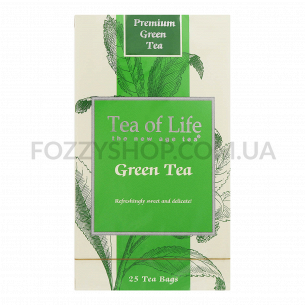 Чай зеленый Tea of Life